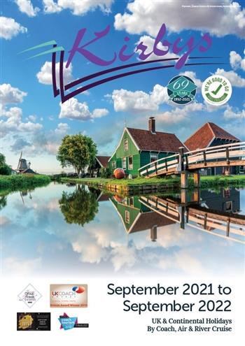 UK & Continental Holiday Brochure
