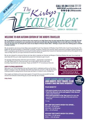 Kirbys Traveller