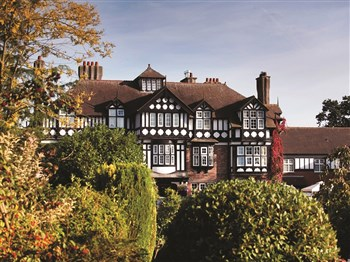 Alvaston Hall Hotel, Cheshire
