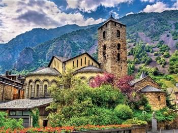 The Pyrenees & Andorra