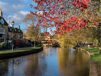 Autumn Colours in the Golden Cotswolds