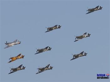 Battle of Britain Air Show, Duxford IWM