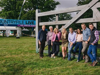 BBC Countryfile Live at Windsor Great Park