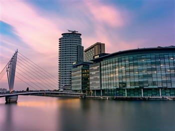 BBC Media City & Great Houses