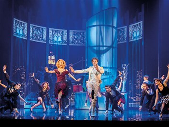 BIG the Musical at the Dominion Theatre, London
