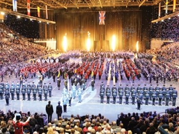 Birmingham International Tattoo & Severn Valley