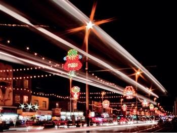 Blackpool Illuminations  & The Lake District