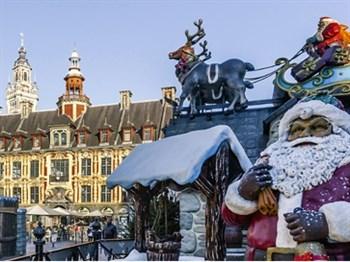 Bruges, Gent & Lille Christmas Market Weekend