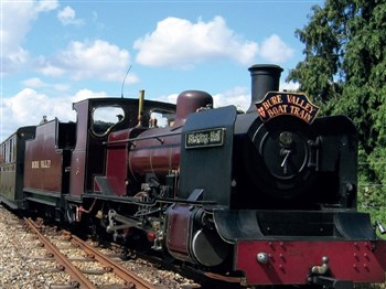 Bure Valley Railway, Lunch & Norfolk Broads Cruise