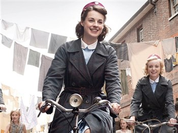 Call The Midwife Walking Tour with a Cream Tea