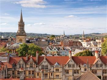 Captivating Oxford & TV Fiction Getaway