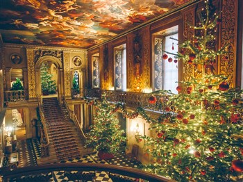 Chatsworth House & Christmas Market
