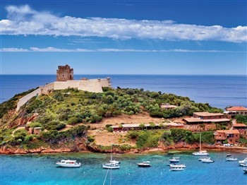 Corsica Ocean Cruise