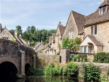 Golden Cotswolds & Villages