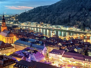 Festive Cheer & Xmas Markets Rhine River Cruise