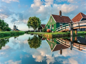 Floriade, Zaanse Schans & Amsterdam, Holland