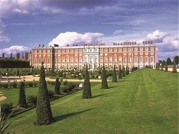 Hampton Court Palace & Gardens, London