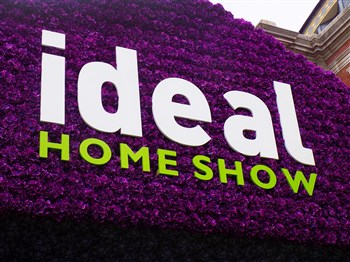 Ideal Home Show at London Olympia