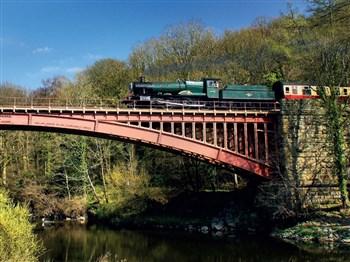 Ironbridge, Severn Valley & Black Country
