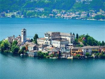 Lake Maggiore & Lake Orta