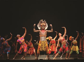 Disney's Lion King at the Lyceum Theatre