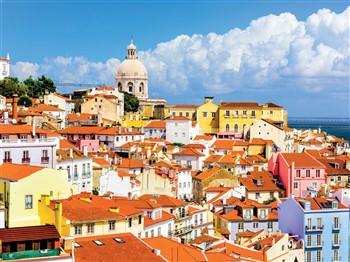 Lisbon by Air