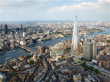 Bateaux Lunch Cruise on the Thames & The Shard