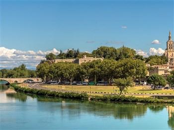 Magic of the Provencal Rhone & the Camargue Cruise