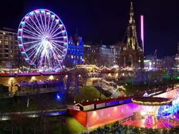 Magical Scottish Christmas Markets All Inclusive