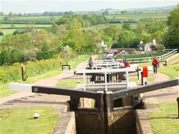 Market Harborough & Foxton Canal Cruise