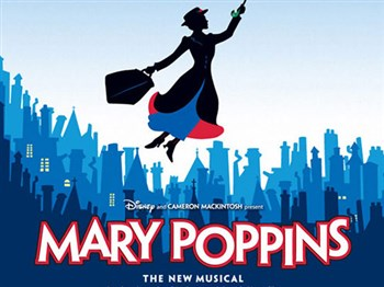 Mary Poppins at the Prince Edward Theatre
