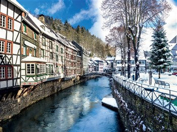 Magical Christmas in Monschau
