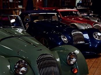 Morgan Cars, Tapas & Tastings Overnight Break