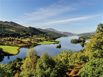 Pitlochry & The Cairngorms, Scotland
