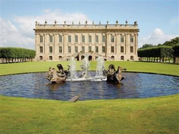 RHS Chatsworth Flower Show & The Peak District