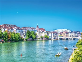 Romantic Rhine & Swiss Delights River Cruise