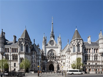 Royal Courts of Justice Tour, London