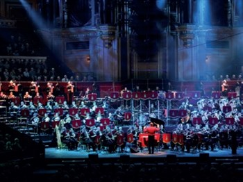 Royal Marines Christmas Spectacular Overnight