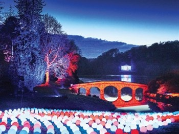 Stourhead Winter Illuminations & Bath Xmas Market