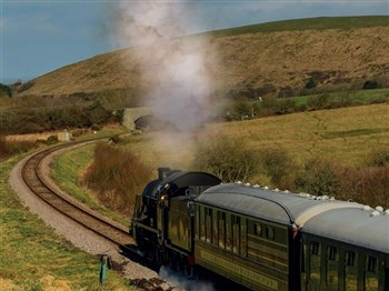 Swanage Railway & Sea Cruise with Fish 'n' Chips