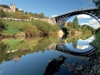 The Ironbridge Gorge & a slice of Victorian life