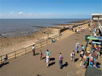 The North Norfolk Coast & Carnival Time