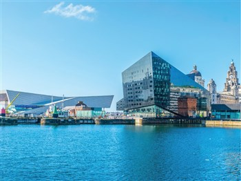The Spectacular City of Liverpool