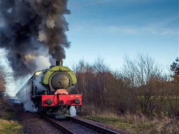 The Victorian Steam Break in Scotland