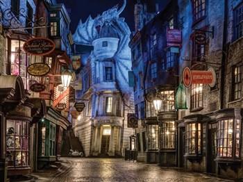 Warner Bros Studio: The Making of Harry Potter TM