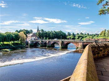 Waterways, Chester & North Wales