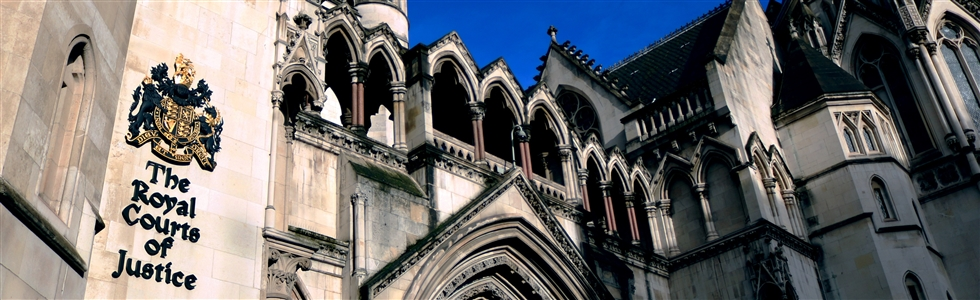 Royal Courts of Justice Tour with Lunch, London