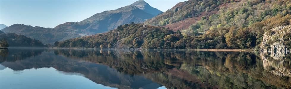 Autumn Tints of Snowdonia