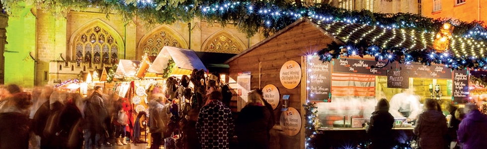 Bath & Bristol Christmas Markets