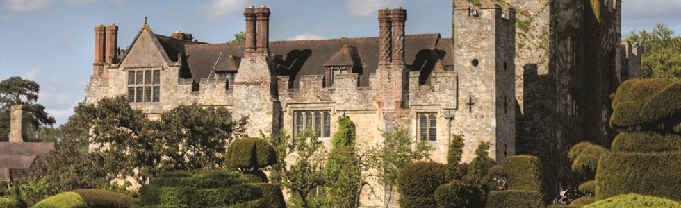 Hever Castle & Gardens, Kent